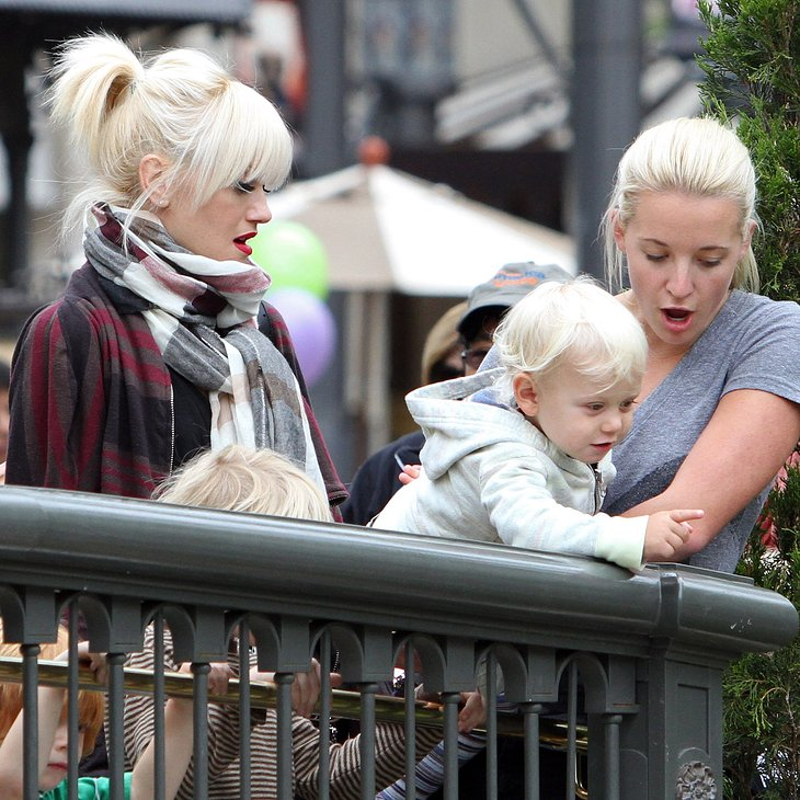 Gwen Stefani will ihre ehemalige Nanny zur Rede stellen