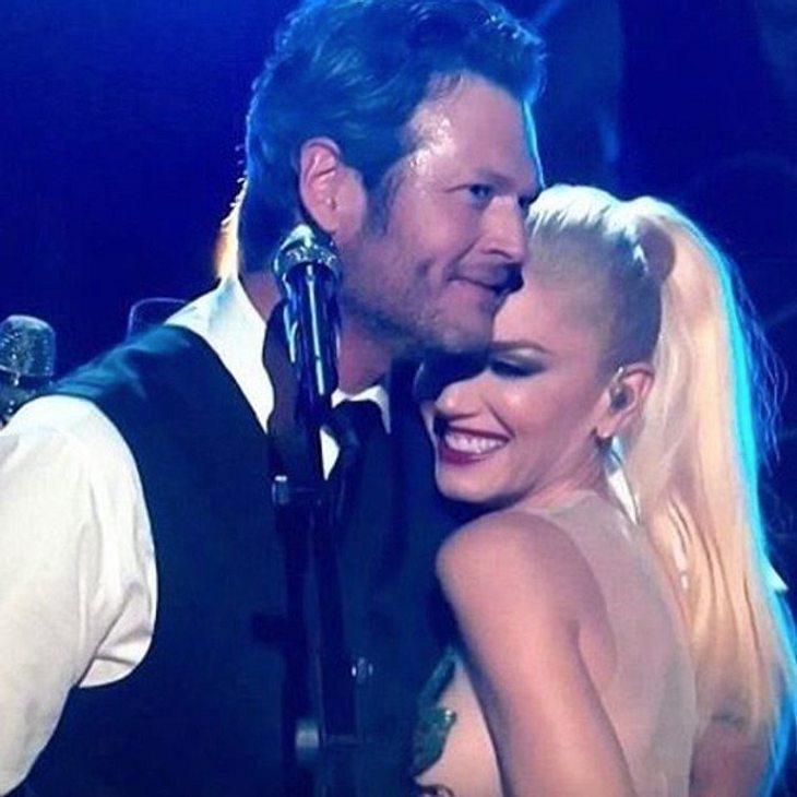 Gwen Stefani und Blake Shelton sind seit November 2015 ein Paar