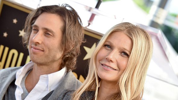 Gwyneth Paltrow Brad Falchuk - Foto: Getty Images