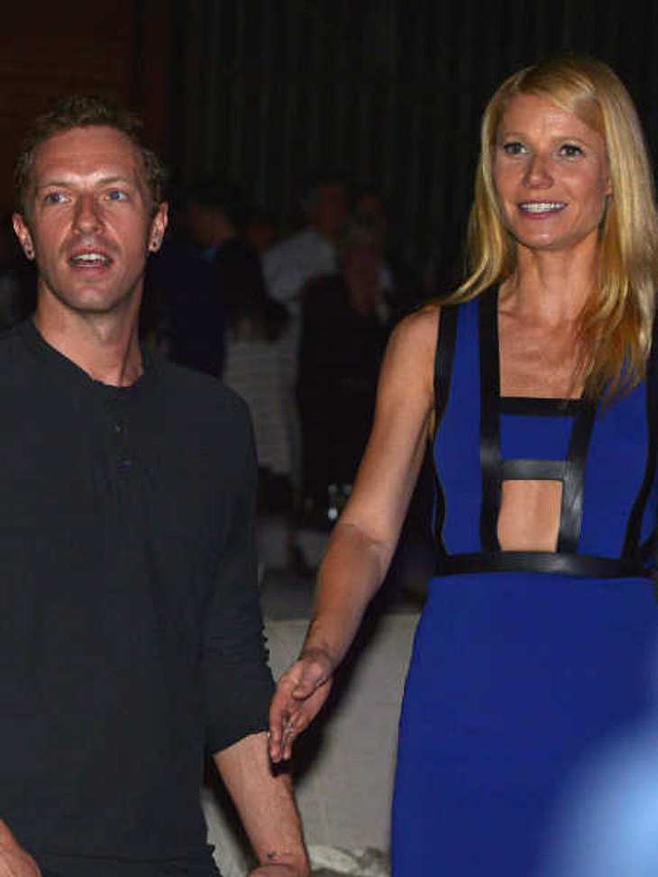 Gwyneth Paltrow: Liebescomeback mit Chris Martin?