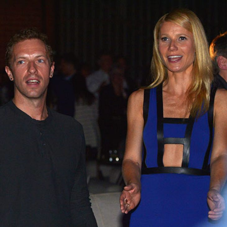 Auch Chris Martin und Gwyneth Paltrow haben sich 2014 getrennt
