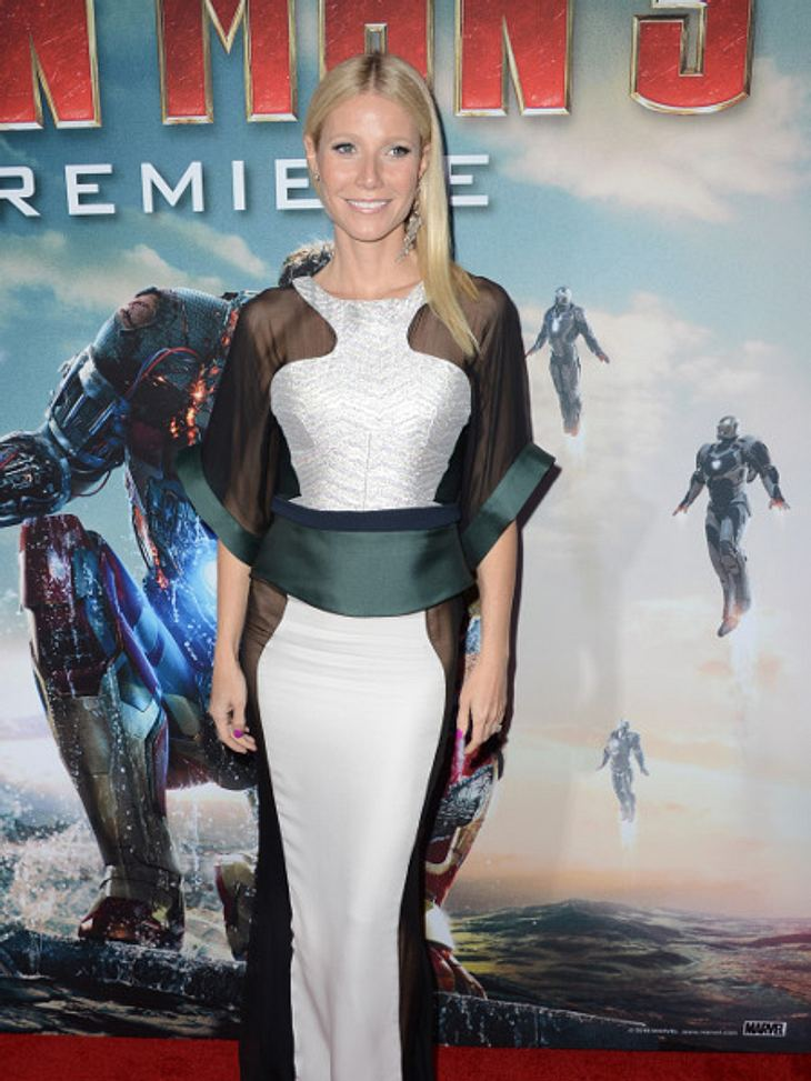 "Gwyneth Paltrow will keinen ""Iron Man 4""."