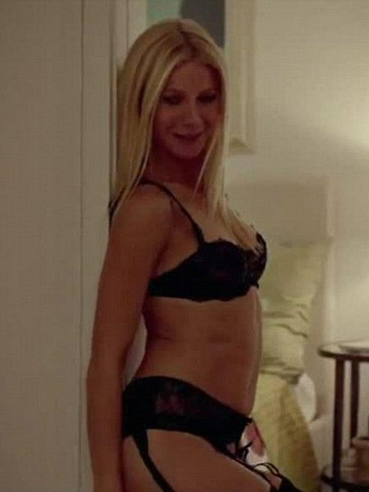 Gwyneth Paltrow strippt