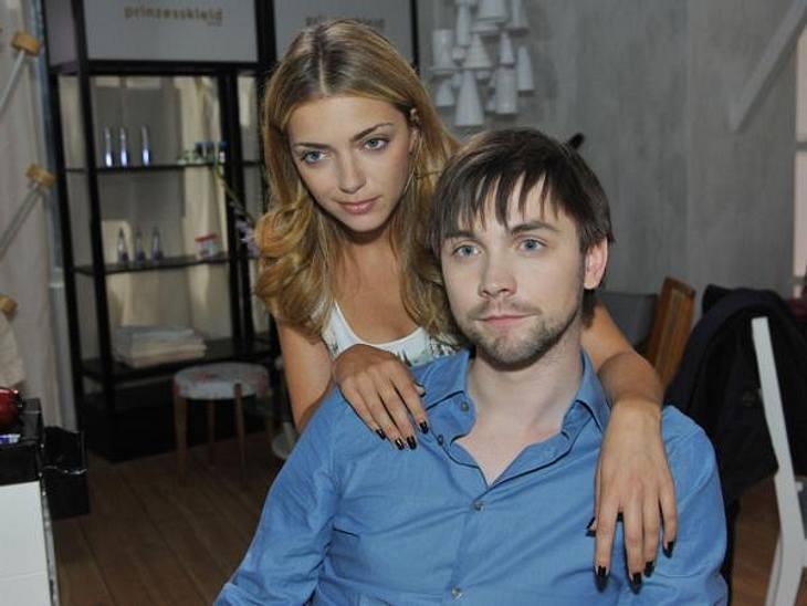 Emily (Anne Mendes) und Patrick (Björn Harras)