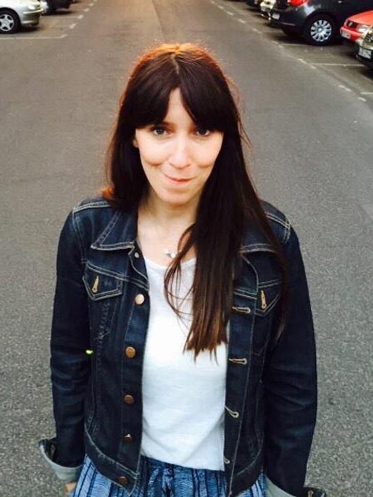 Angela Peltner spielt Kellnerin Maria bei GZSZ