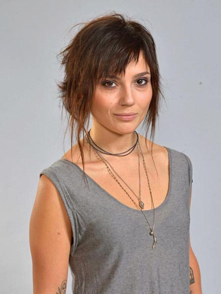 Linda Marlen Runge alias Anni hat eine neue Frisur