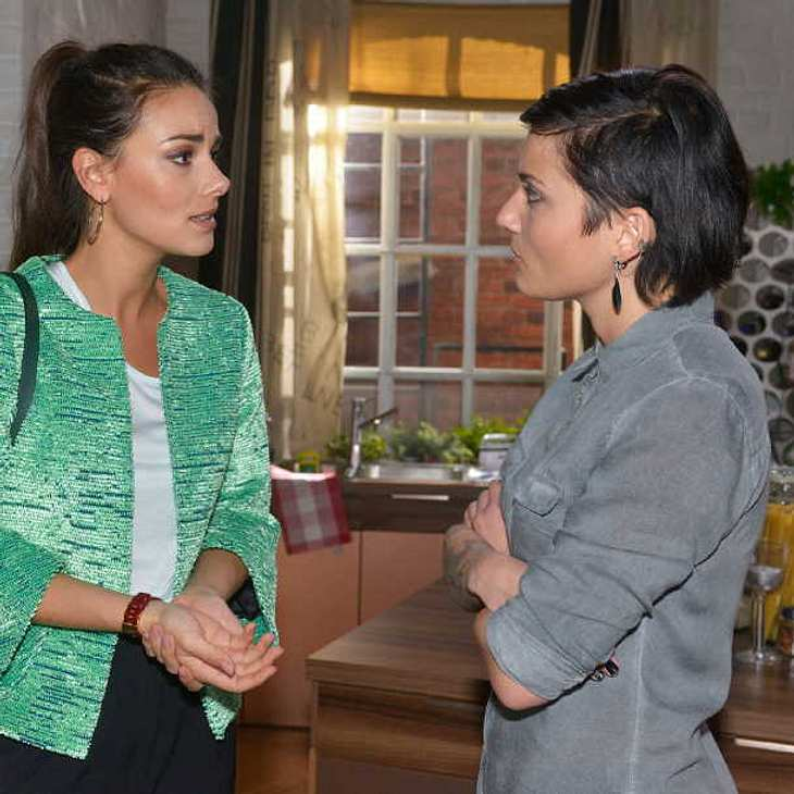 GZSZ: Liefert Jasmin ihre Ex-Freundin Anni ans Messer?