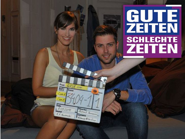 """GZSZ: Ein Tag hinter den KulissenInTouch-Redakteurin Kathrin B. erlebte, was backstage bei """"GZSZ"""" wirklich passiert...Meine Augen sind noch klitzeklein, als ich um 6.45 Uhr das Gelände der Babelsberger Filmstudios in Potsdam betre"""