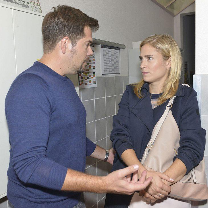 GZSZ: Nächstes Baby-Drama um Sophie und Leon!