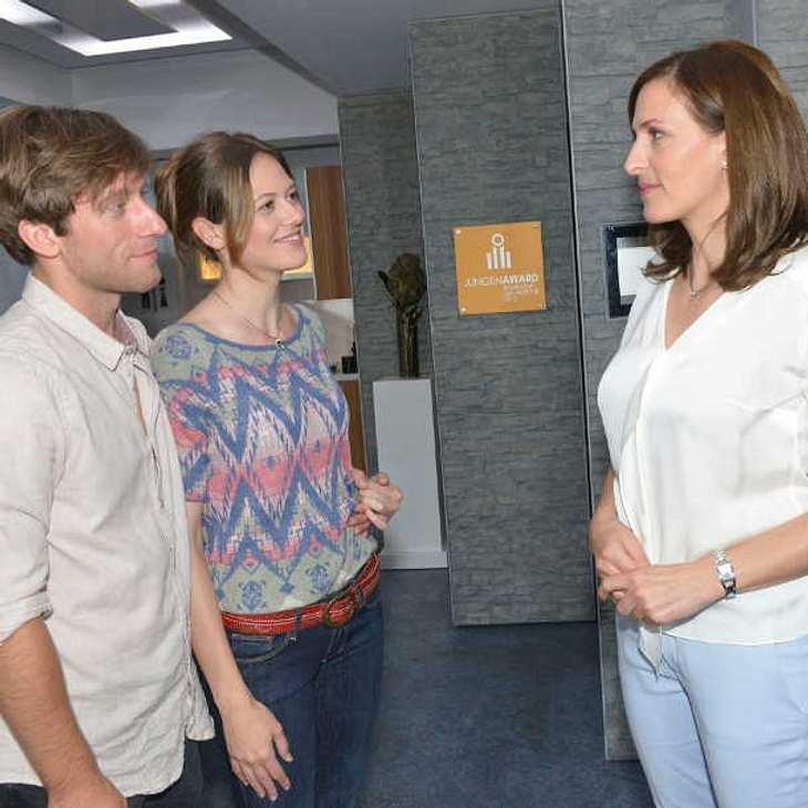 GZSZ-Eifersucht: So reagiert Katrin auf Bommels neue Freundin Sarah!