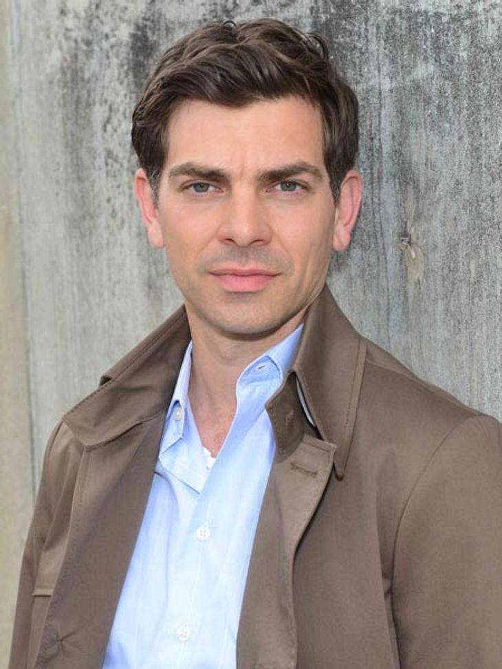 Carsten Clemens spielt Dr. Lukas Kant