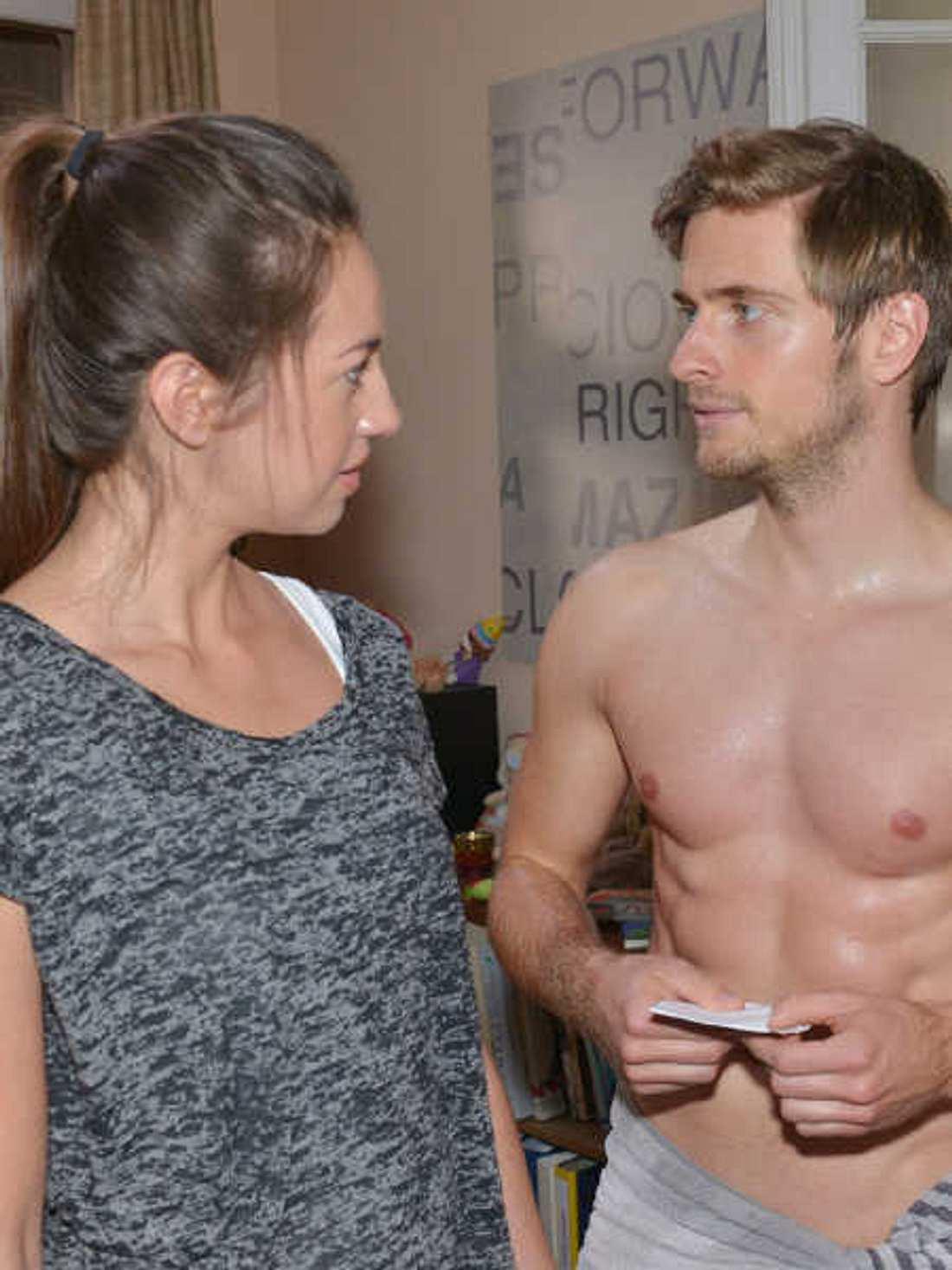 GZSZ: Kommt Elena hinter die Stalker-Lüge von Philip?