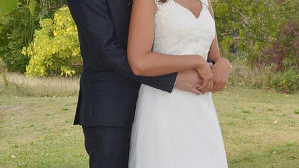 Romantische Hochzeit bei Dominik und Elena
