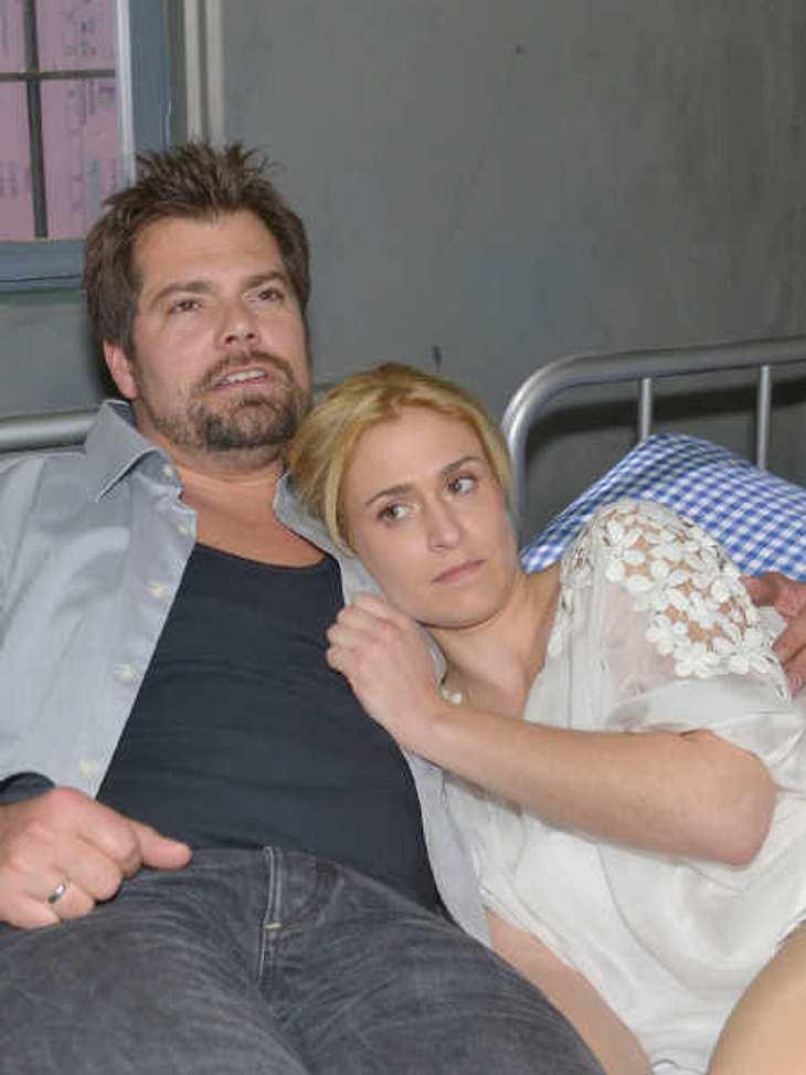 GZSZ-Hochzeit: Leon und Sophie trauen sich im Knast!