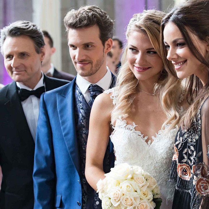 GZSZ-Comeback wegen Hochzeit