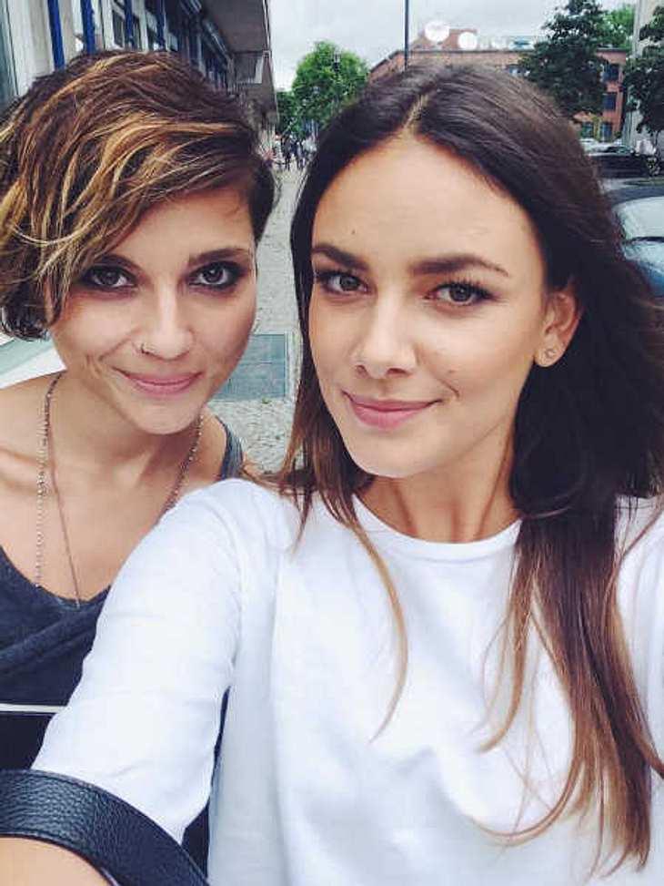 GZSZ-Reunion: Janina Uhse hat endlich ihre Linda Runge wieder!