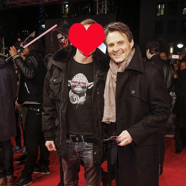 GZSZ-Star Wolfgang Bahro: So heiß ist der echte Sohn von Jo Gerner!