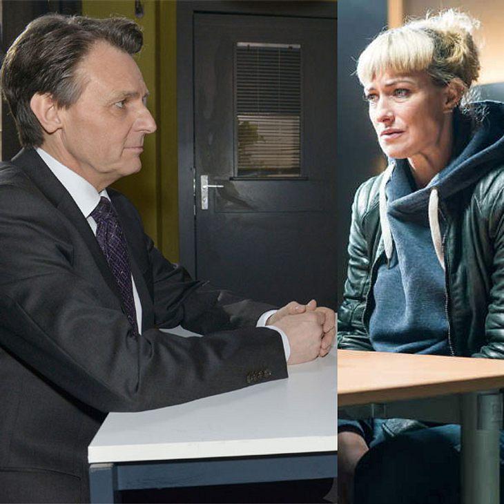 GZSZ: Zwingt Jo Maren zu einer Falschaussage?