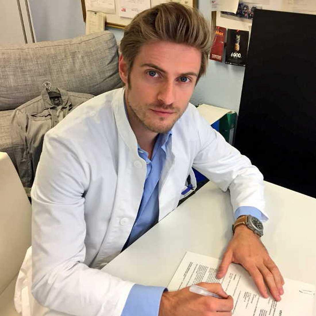 GZSZ: Jörn Schlönvoigt hat seinen Vertrag als Philip Höfer um 3 Jahre verlängert!