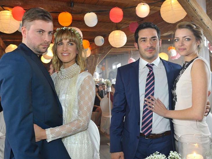 John & Pia und Emily & Tayfun heiraten