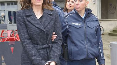 GZSZ Katrin Flemming verhaftet - Foto: RTL-Rolf Baumgartner