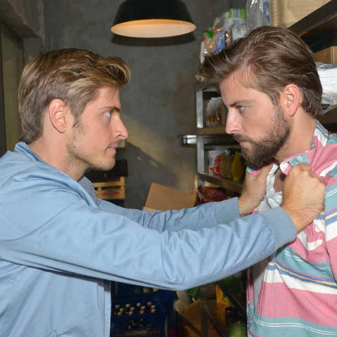 GZSZ-Schock: Philip prügelt John ins Krankenhaus!