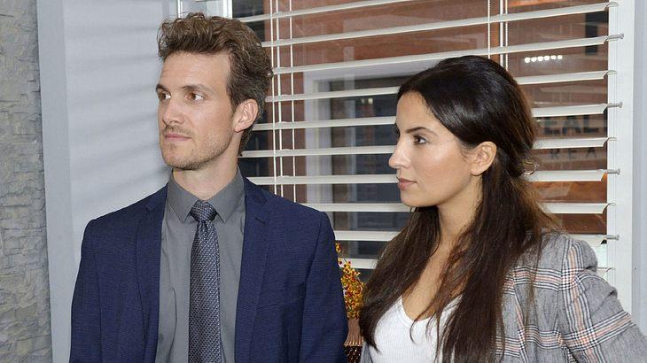 Laura und Felix aus GZSZ
