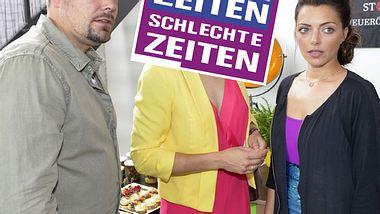 Baby-Überraschung: Ist die GZSZ-Schauspielerin schwanger? - Foto: MG RTL D / Rolf Baumgartner