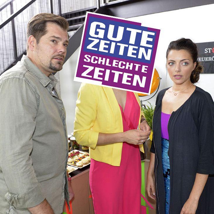 Baby-Überraschung: Ist die GZSZ-Schauspielerin schwanger?