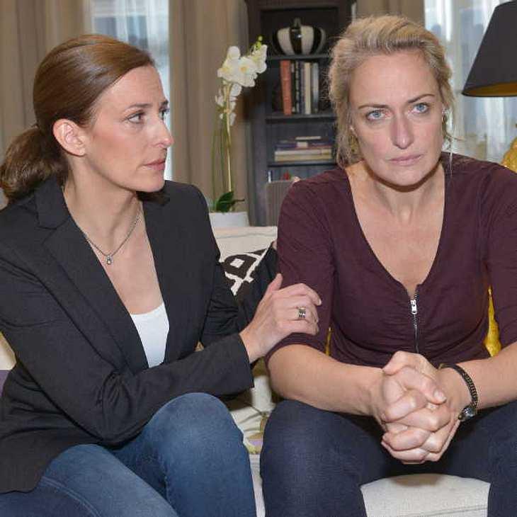 GZSZ-Liebesengel: Rettet Katrin die Beziehung von Maren und Alex?