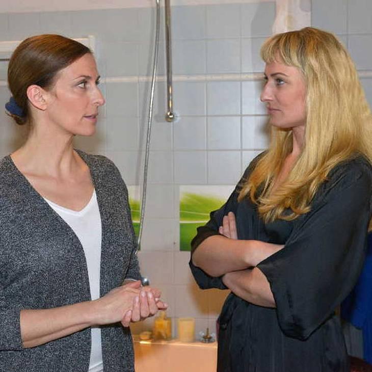 Gzsz Schock Maren Bringt Katrin Ins Gefängnis Intouch