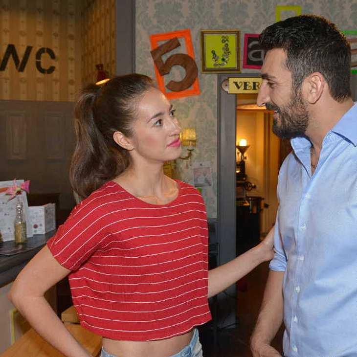 GZSZ-Liebe: Was geht denn da zwischen Elena und Mesut?