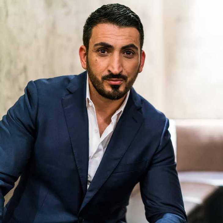 GZSZ-Mesut ganz privat: So feiert Mustafa Alin die Hochzeit seiner Schwester!