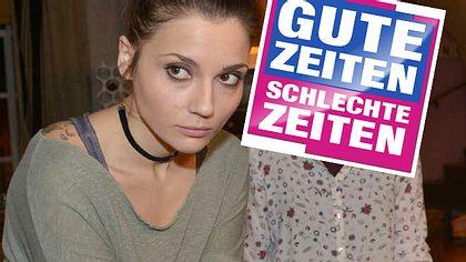 GZSZ-Schock: Steigt sie freiwillig aus? - Foto: RTL