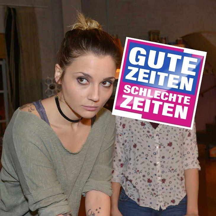 GZSZ-Schock: Steigt sie freiwillig aus?