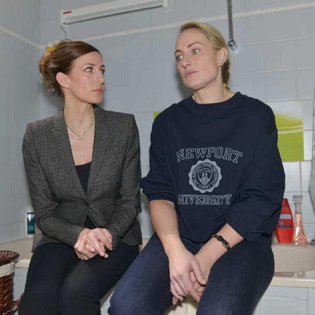 GZSZ-Mord: Verliert Maren die Nerven?