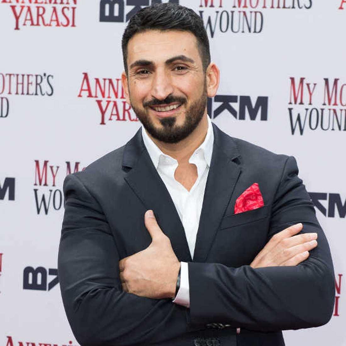 GZSZ-Star Mustafa Alin mitkrebskrankem Model auf der Fashion Week!