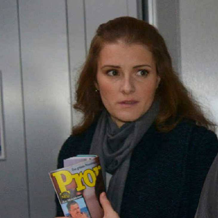 GZSZ-Neuzugang Claudia Lorentz hatte Baby-Pause!