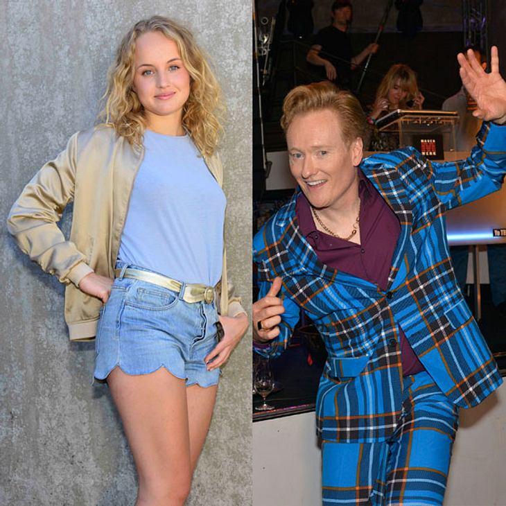 GZSZ-Neuzugang: Conan O'Brien und Luise von Finckh kommen im Doppelpack!