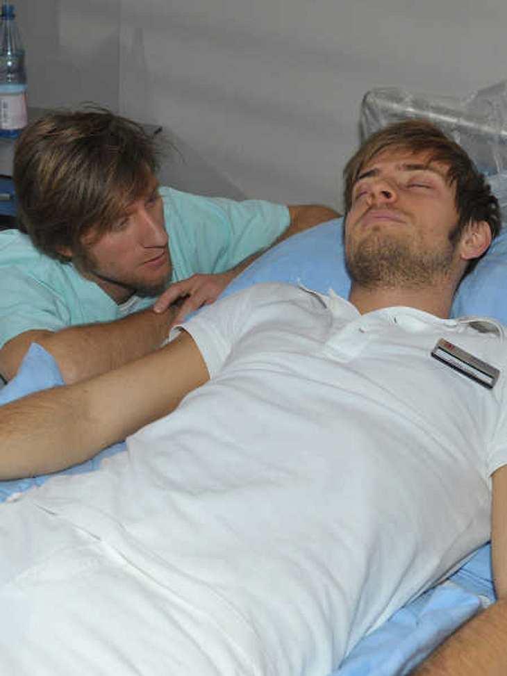 GZSZ: Philip schluckt gefährliche Medikamente, mit fatalen Folgen!