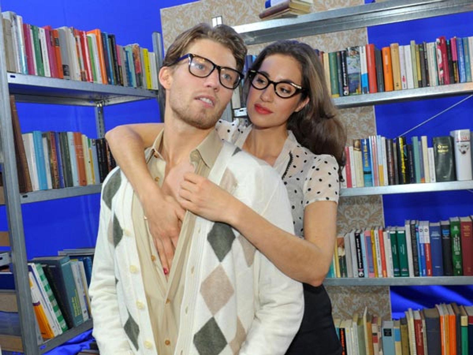 GZSZ goes Porno: Dominik und Elena drehen einen Sexfilm