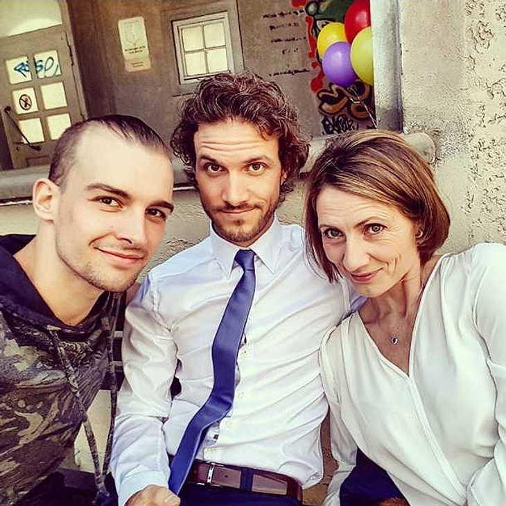 GZSZ: Kann Rosa Lehmann ihre Söhne Chris und Felix versöhnen?