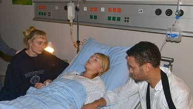 Warum liegt Lilly im Krankenhaus?