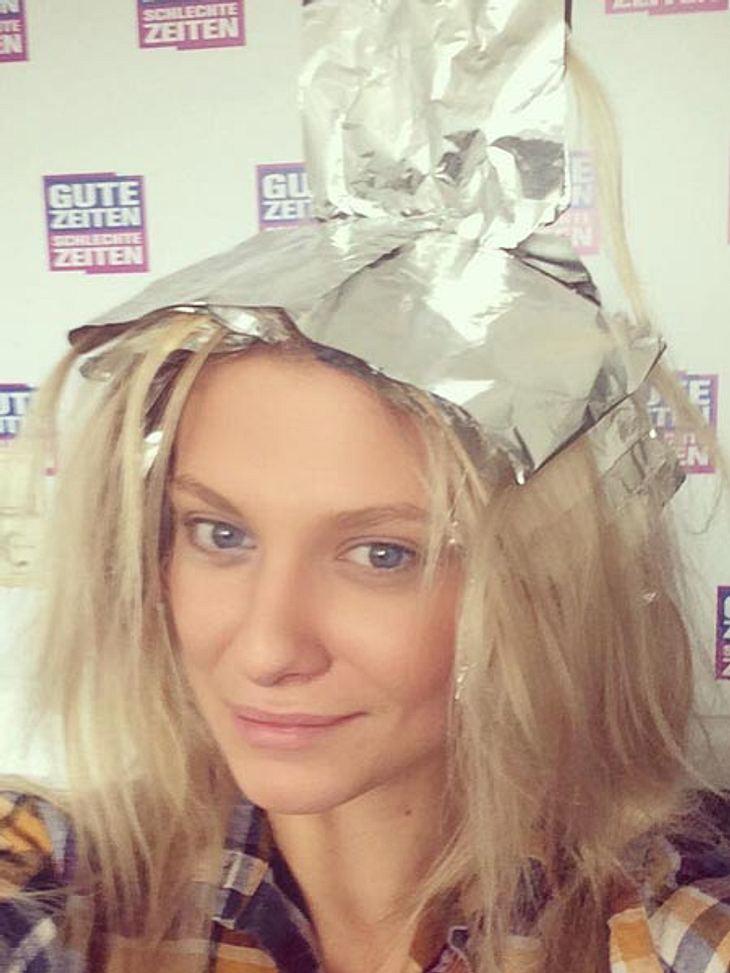 Gzsz Sunny Neue Haarfarbe Für Valentina Pahde Intouch