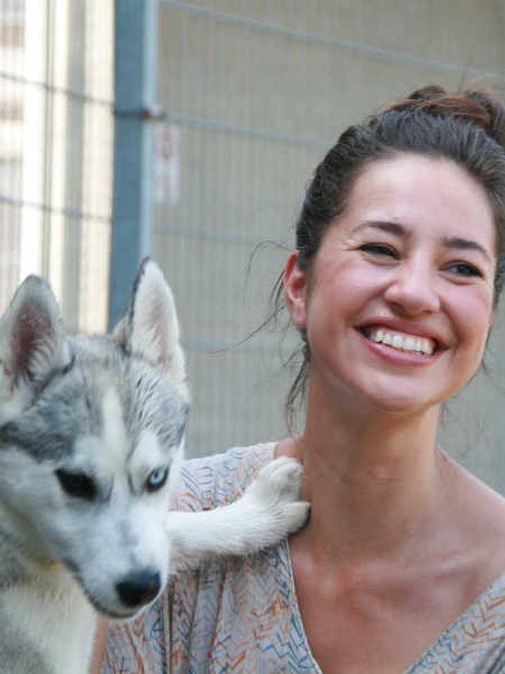GZSZ-Elena García Gerlach & AWZ-Isabell Horn zeigen Herz für Tiere!