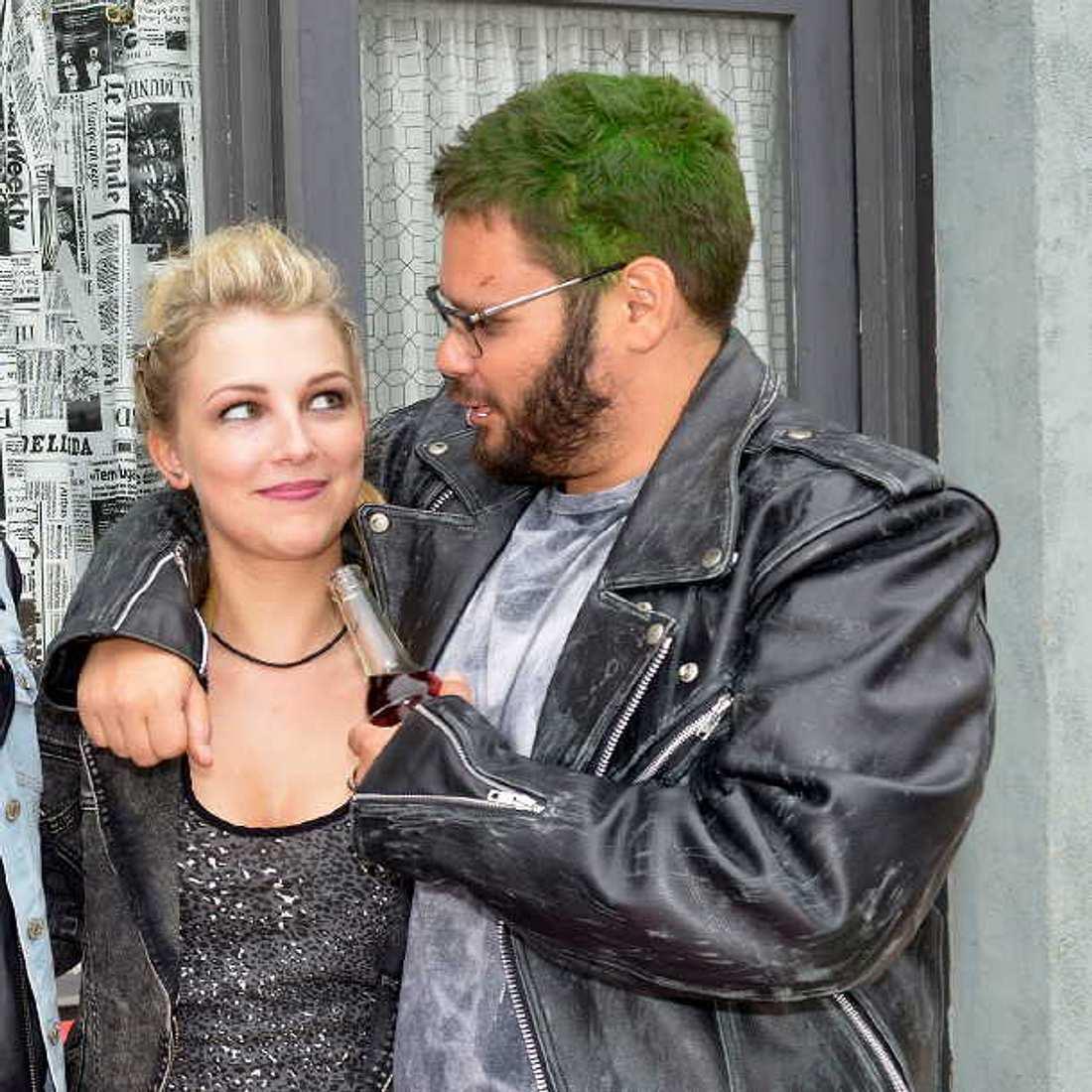 GZSZ-Überraschung: Tuner hat plötzlich grüne Haare!