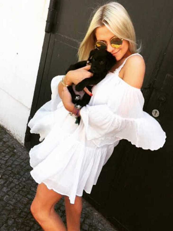 GZSZ-Star Valentina Pahde zeigt endlich ihren neuen Schatz!