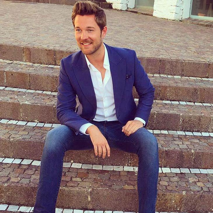 Ex-GZSZ-Star Tommy Schlesser hat sich verlobt!