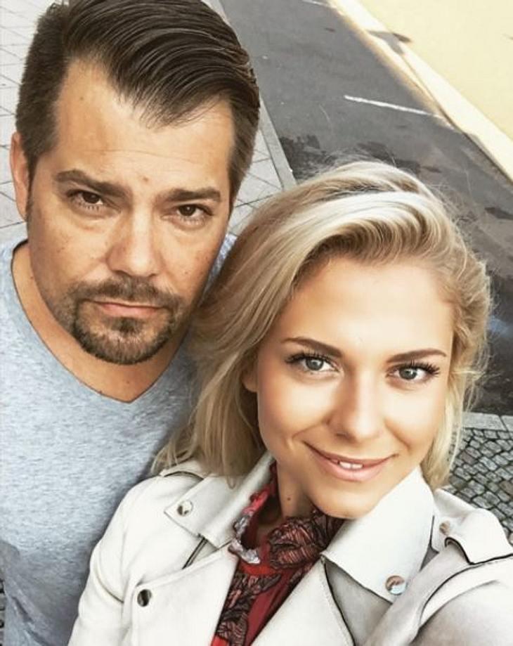 Valentina Pahde und Daniel Fehlow