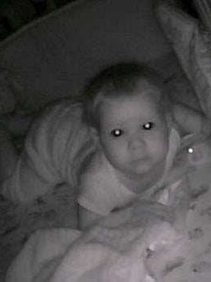 Hacker knacken Baby-Cam!